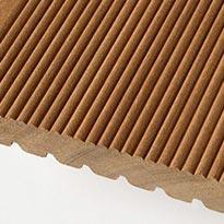 Drevená terasa - terasové dosky