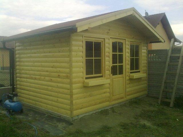 Záhradný domček | severské drevo